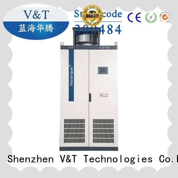 V&T Technologies OEM ODM V5 series inverter factory for transmission