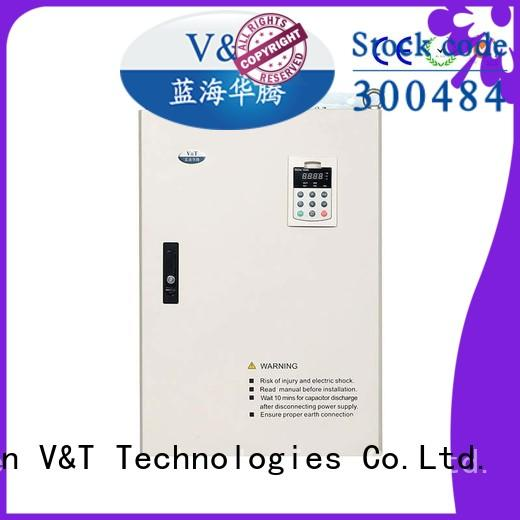 V&T Technologies v61 servo drive manufacturer for industry