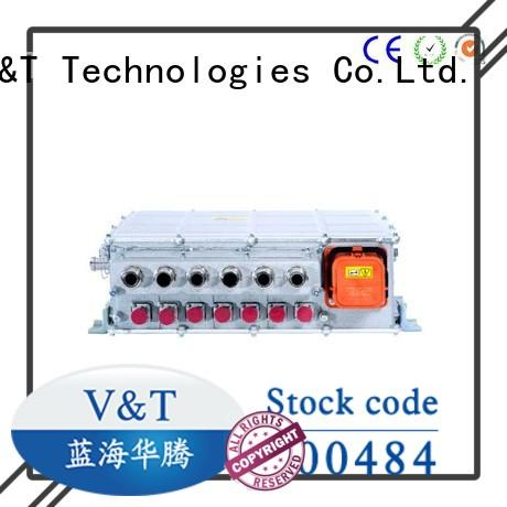 motor controller for electric vehicle controller mcu for pump vehicle V&T Technologies