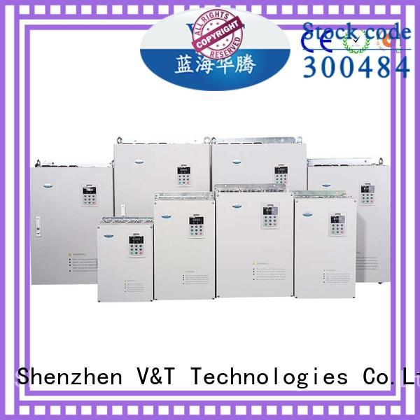 V&T Technologies synchronous spindle servo drive factory