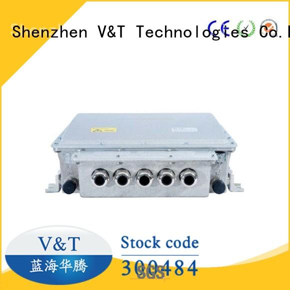 V&T Technologies special purpose ev motor controller manufacturer for industry equipment