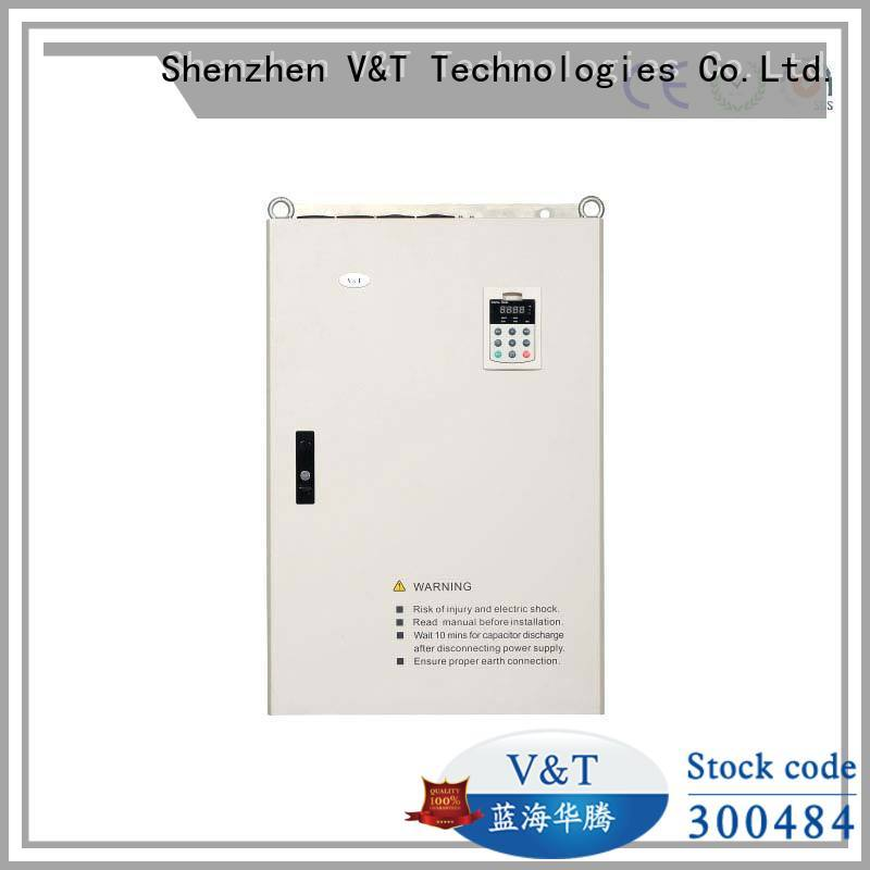 V&T Technologies big power variable frequency drive uses 75kw-3000kw for vector control