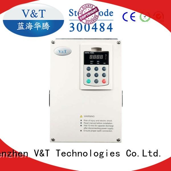 processing voltage frequency drive from China for crane
