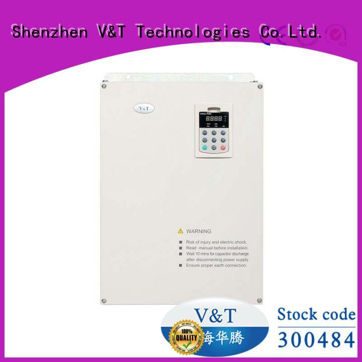 V&T Technologies inverter what is a variable speed drive factory for machine
