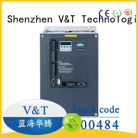 V&T Technologies brand new dc servo drive manufacturer for power system