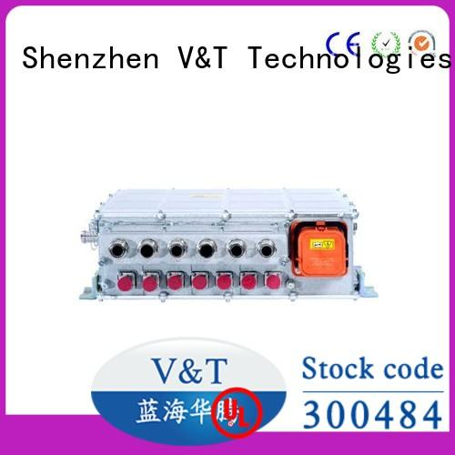special electric vehicle controller manufacturer for industry equipment V&T Technologies