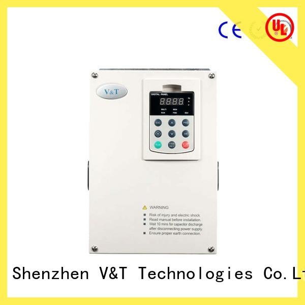 V&T Technologies drive voltage frequency drive with good price for machines