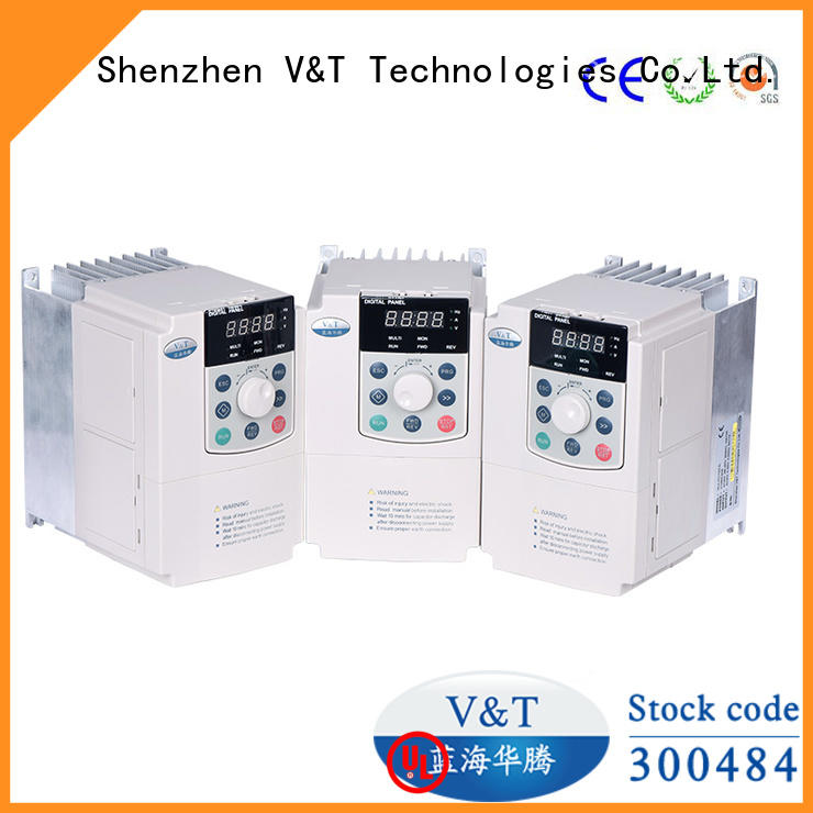 customized E5 series high-performance universal Inverter factory-made in China for machinery