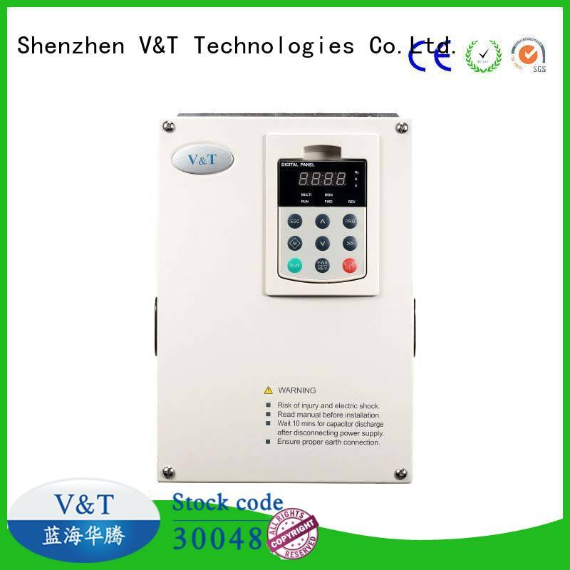 V&T Technologies inverter low voltage ac drives with good price for crane