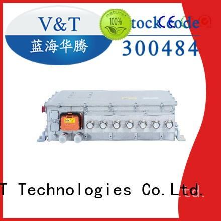V&T Technologies electric vehicle 12v dc motor controller manufacturer for industry equipment