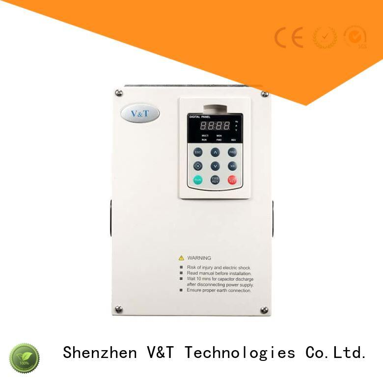 V&T Technologies variable small variable frequency drive factory for heavy−duty application