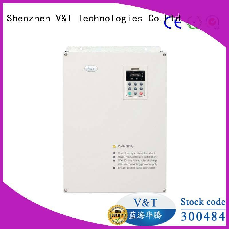 handle easily low voltage vfd 04kw 500kw factory for Speed control