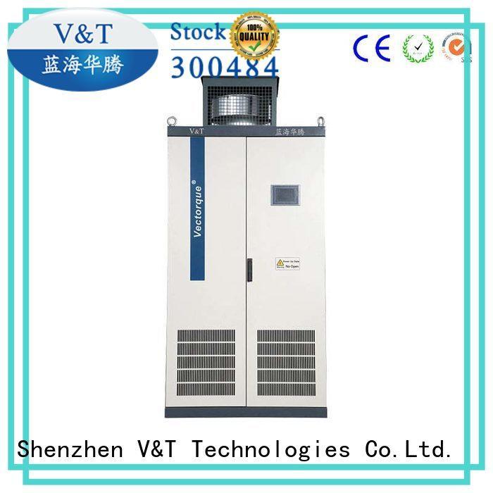 V&T Technologies OEM ODM V5 series inverter factory for transmission