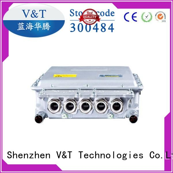 V&T Technologies special electric vehicle controller manufacturer for industry equipment