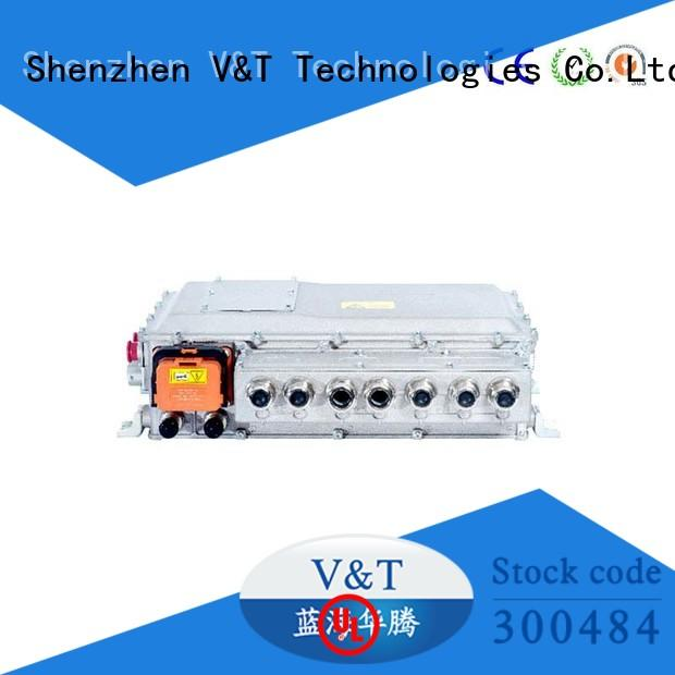 V&T Technologies antidust Electric Vehicle motor controller manufacturer for industry equipment