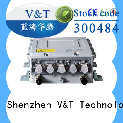 V&T Technologies antidust electric car motors and controllers manufacturer for industry equipment