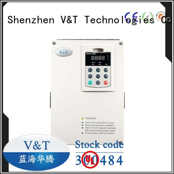 V&T Technologies voltage how does a variable speed drive work with good price for machines