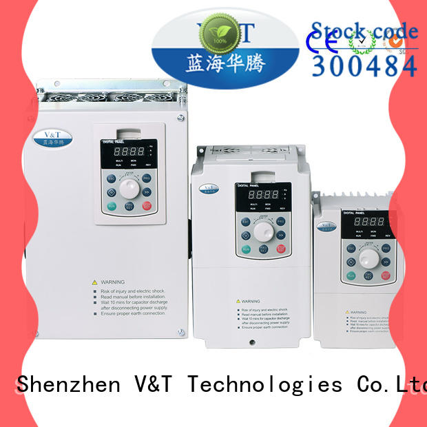 V&T Technologies V5 series inverter factory for importer