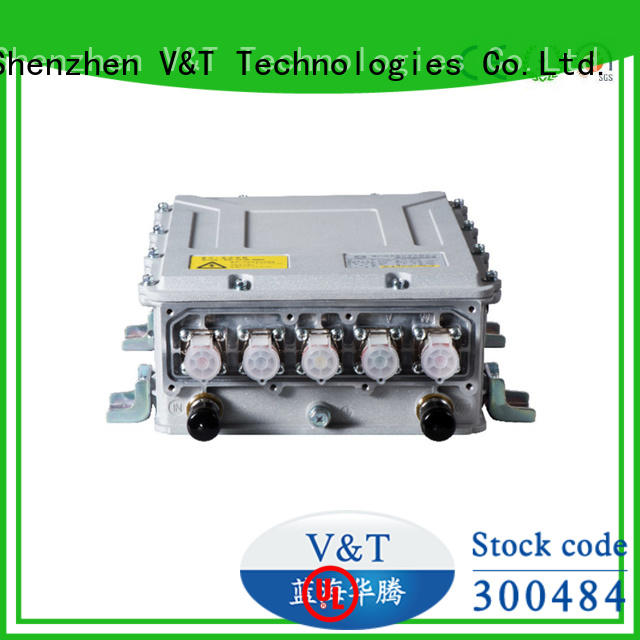 V&T Technologies oil pump motor controller for electric vehicle manufacturer for industry equipment