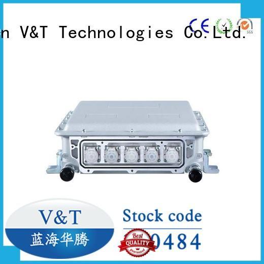 12 volt motor controller aircooling motor for industry equipment V&T Technologies