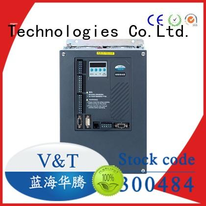 V&T Technologies cost-saving spindle servo drive inquire now