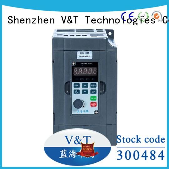 V&T Technologies 5-star service FV20 series inverter supplier for low power