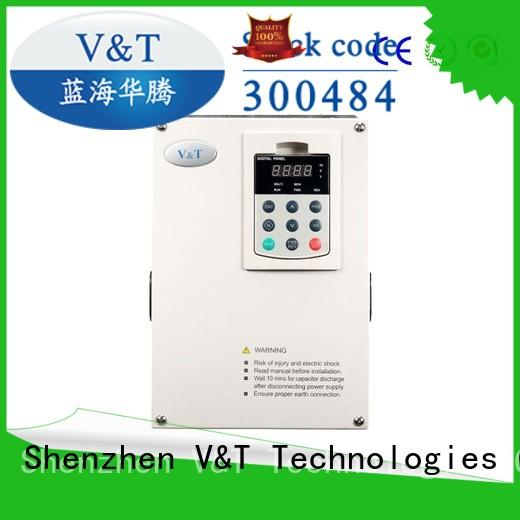 V&T Technologies water ac inverter drives wholesale for water supply