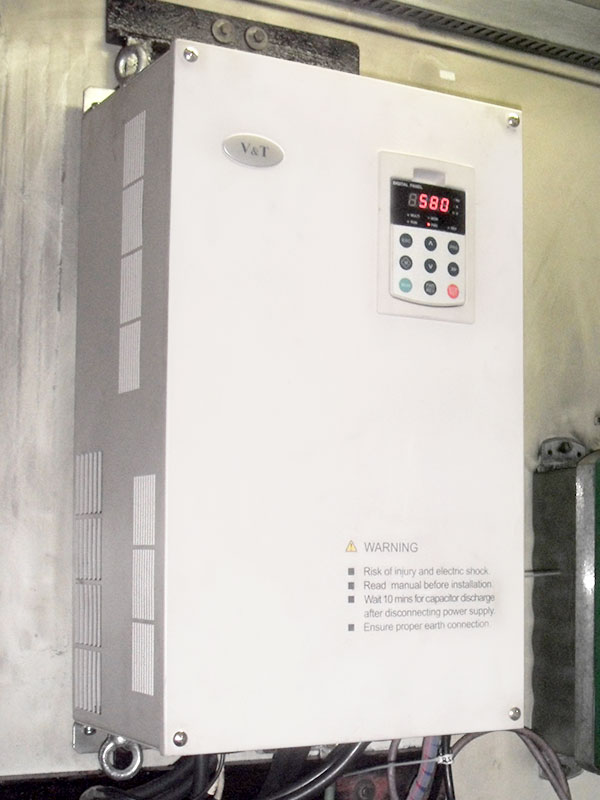 V&T Technologies Safe 50 hp vfd from China for crane-7