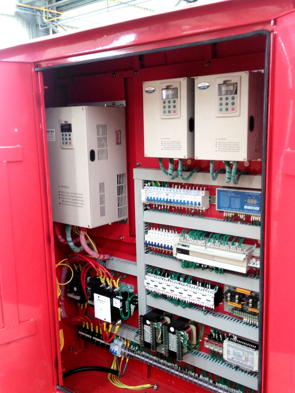 V&T Technologies Safe 50 hp vfd from China for crane-8
