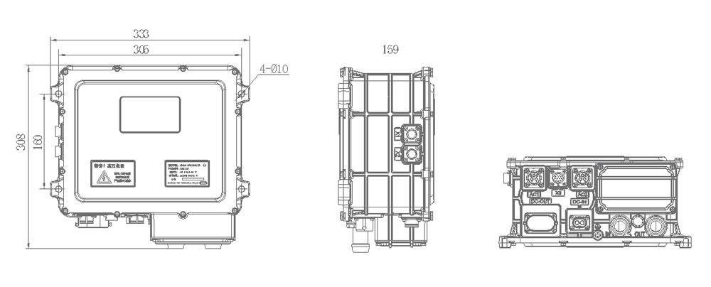 standard electric car motor controller dc wholesale-3