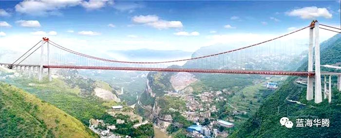 news-VT Technologies-ChiShui River canyon bridge-img