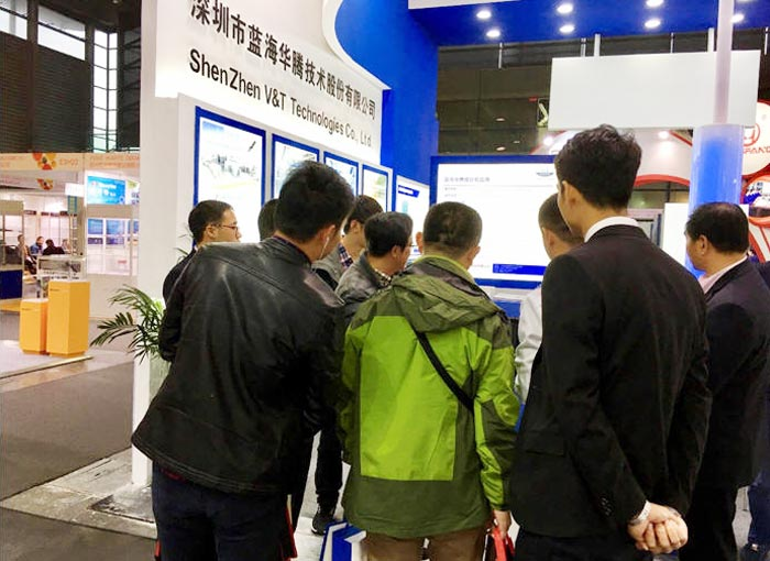news-Fascinating perspective about Shanghai Textile Machine Exhibition-VT Technologies-img