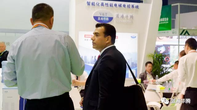 news-Shenzhen VT Technologies Co, Ltd Elevator Exhibition debut-VT Technologies-img