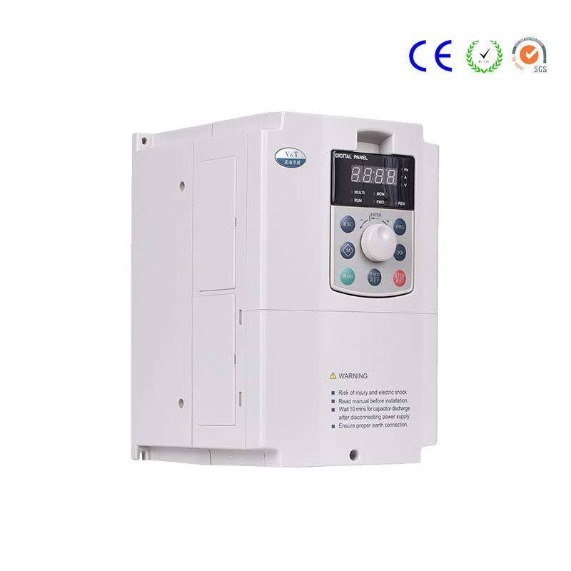 V&T Technologies big power E5 series high-performance universal Inverter customized for vector control