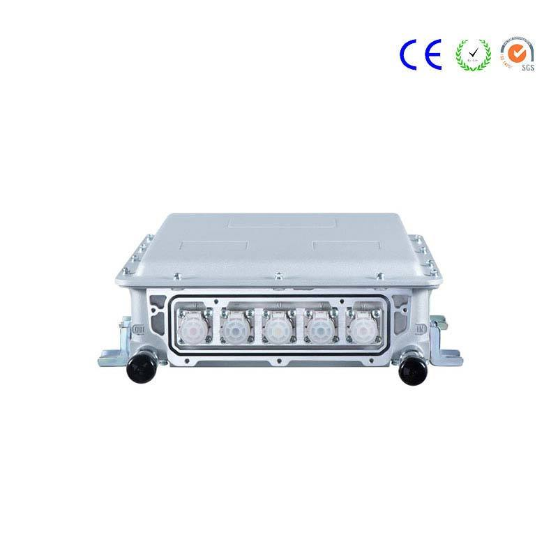Motor controller for special-purpose vehicle(tank car/ sanitation truck/ anti-dust truck/ tractor)