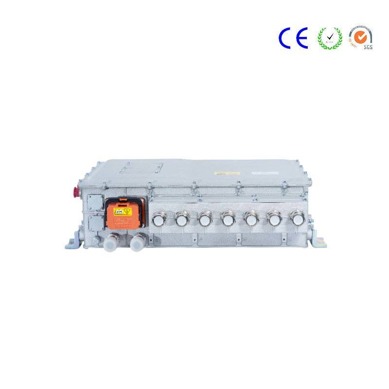 5-in-1 electronic motor controller(MCU + Oil pump + Air pump +DC/DC+ PDU)