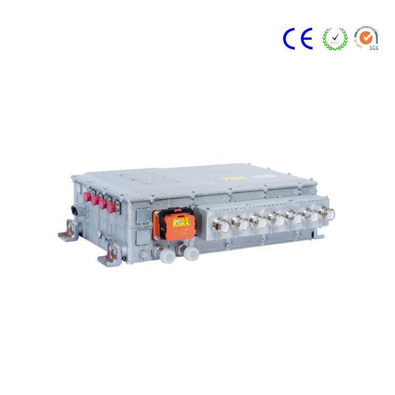 5-in-1 electronic motor controller(MCU + Oil pump + Air pump +DC/DC+ PDU)
