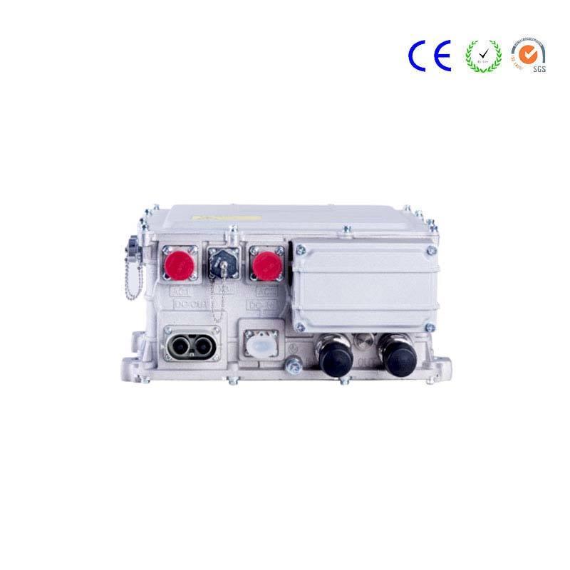 3-in-1 Auxiliary Controller (Oil pump + Air pump +DC/DC)