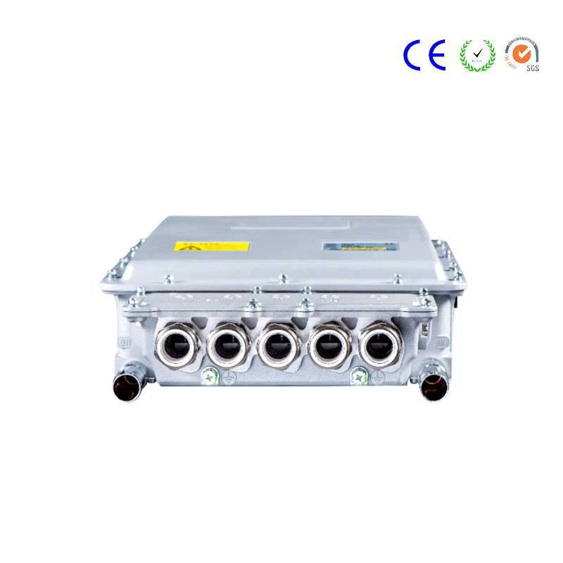 MCU+ Auxiliary Drive 3-in-1 Auxiliary Controller (Oil pump + Air pump +DC/DC)