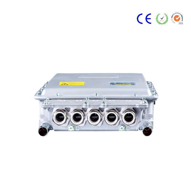 MCU+ Auxiliary Drive 3-in-1 Auxiliary Controller (Oil pump + Air pump +DC/DC)