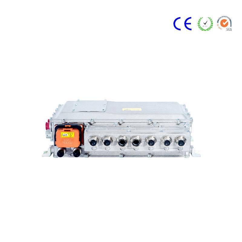 3-in-1 Integrated motor Controller (MCU+DC/DC+ PDU)