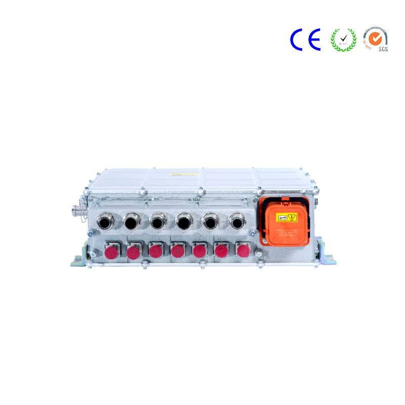 4-in-1 Auxiliary Controller (Oil pump + Air pump +DC/DC+PDU)