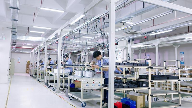 Factory scene 23