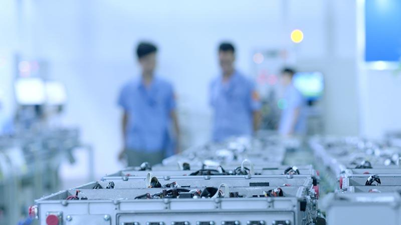 Factory scene 17