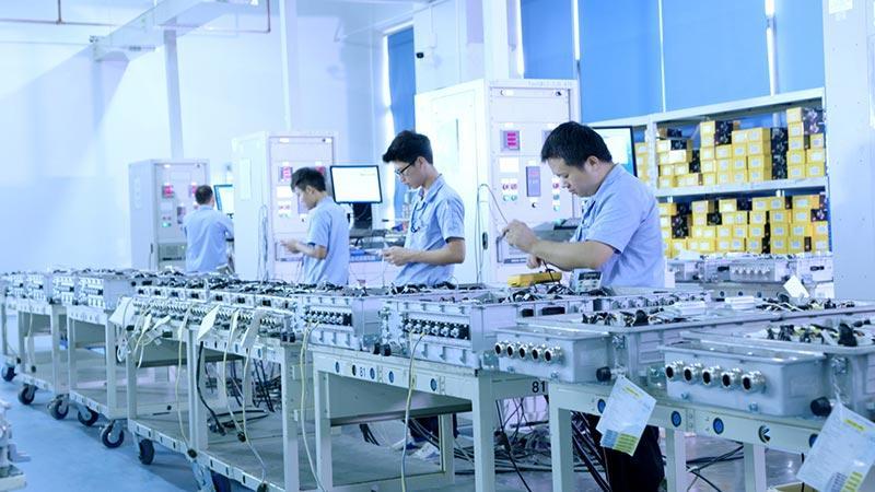 Centralized Debugging Platform of Electric Vehicle Motor Controller