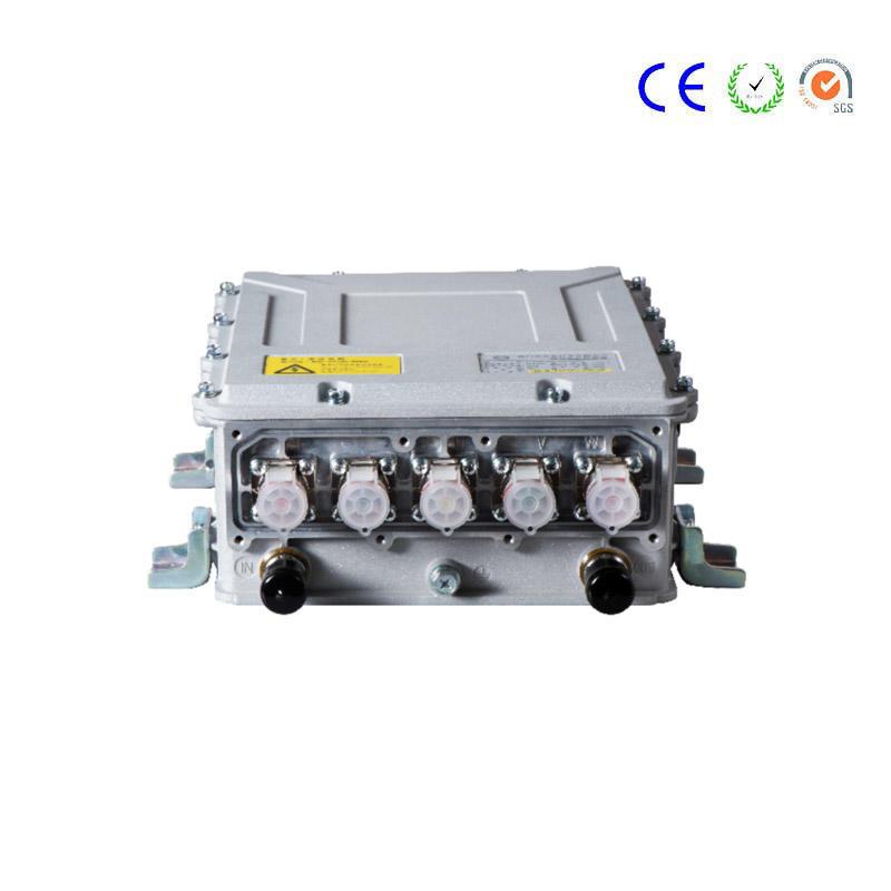 MCU+ Auxiliary Drive 4-in-1 Auxiliary motor controller (Oil pump + Air pump +DC/DC+PDU)