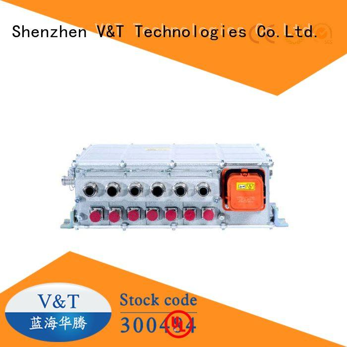 electronic motor controller truck for vehicle type V&T Technologies