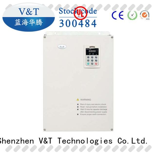 customized low voltage vfd inverter for Speed control V&T Technologies