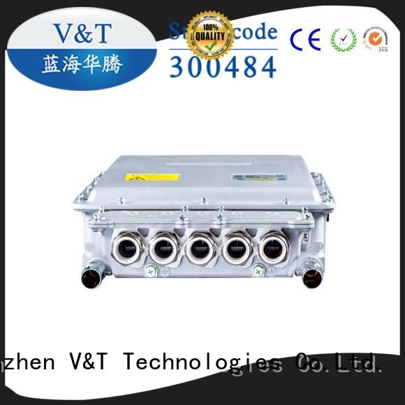 V&T Technologies oil pump electric vehicle motors and controllers manufacturer for industry equipment
