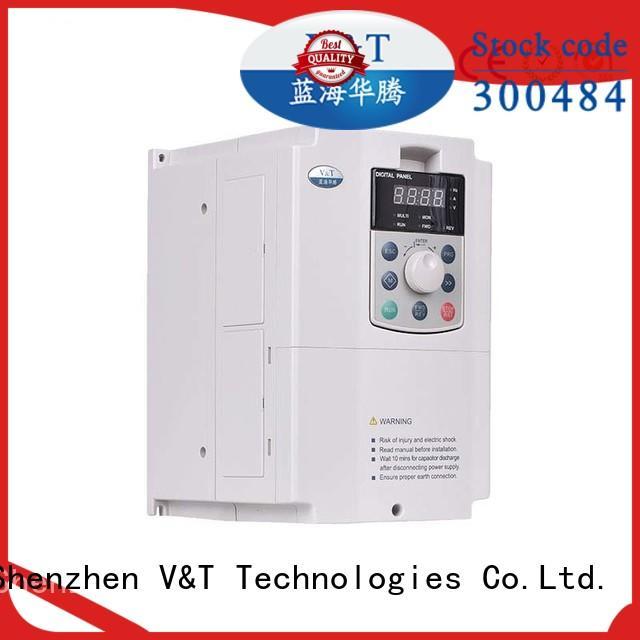 V&T Technologies big power E5 series high-performance universal Inverter supplier for vector control